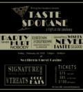 Taste Spokane SpeakEasy Invitation 2020 120x134 - Taste Spokane - A Night at the Speakeasy