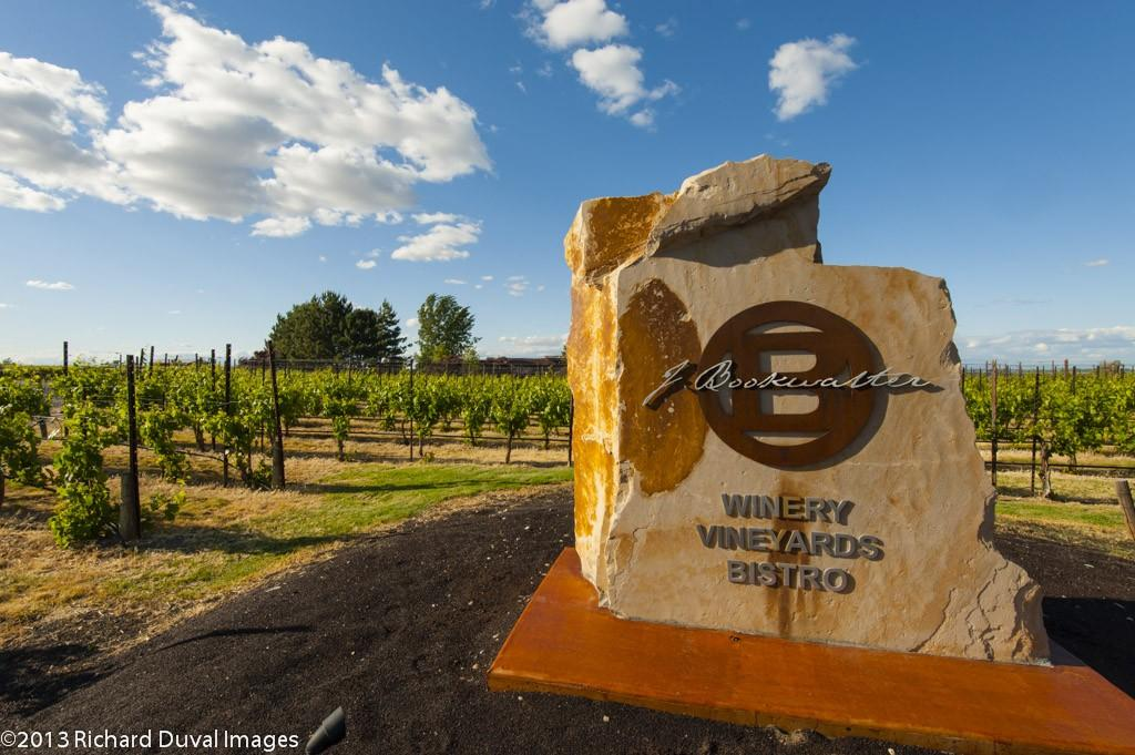 bookwalter winery vines 05 28 13 4073 - VineLines Dispatch: Tasting rooms continue to swirl around Woodinville