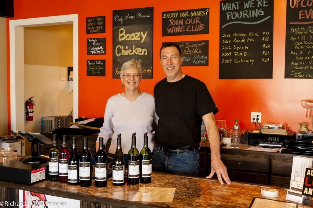 davenport cellars 04 19 15 3195 - VineLines Dispatch: Tasting rooms continue to swirl around Woodinville