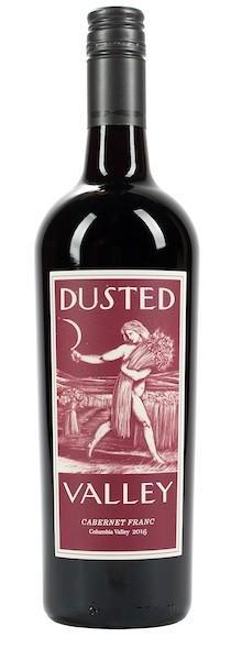 dusted valley vintners cabernet franc 2016 bottle - Dusted Valley Vintners 2016 Cabernet Franc, Columbia Valley, $44