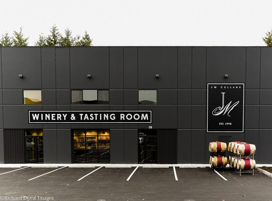 jm cellars the vault 10 25 19 8083 - VineLines Dispatch: Tasting rooms continue to swirl around Woodinville