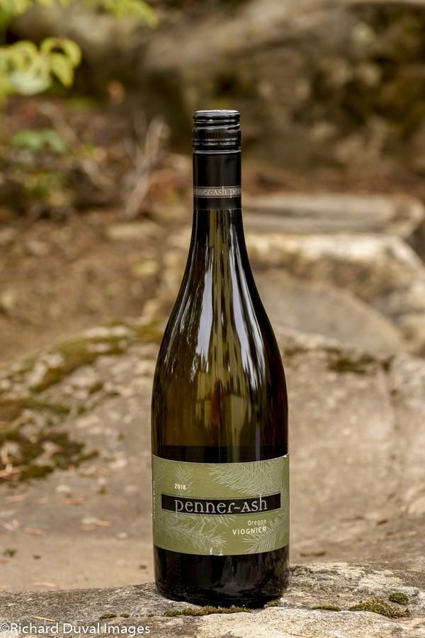 penner ash wine cellars 2018 viognier GNI 10 02 19 5299 - Penner-Ash Wine Cellars 2018 Viognier, Oregon $30