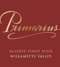 primarius reserve pinot noir nv label 120x134 - Primarius Winery 2015 Reserve Pinot Noir, Willamette Valley, $21