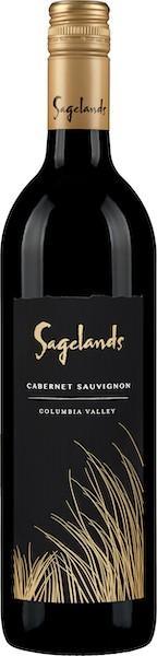 sagelands vineyard cabernet sauvignon nv bottle 1 - Sagelands Vineyard 2017 Cabernet Sauvignon, Columbia Valley, $12