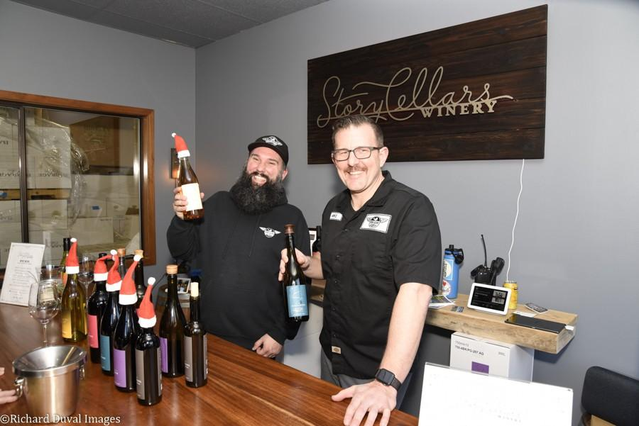 story cellars 11 30 19 1064 - VineLines Dispatch: Tasting rooms continue to swirl around Woodinville