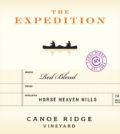 canoe ridge vineyard the expedition red blend nv label 120x134 - Canoe Ridge Vineyard 2017 The Expedition Red Blend, Horse Heaven Hills, $17