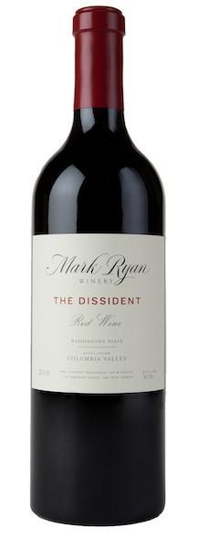 mark ryan winery the dissident 2016 bottle - Mark Ryan Winery 2016 The Dissident Red Wine, Columbia Valley, $38