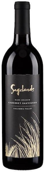 sagelands vineyard dark shadow cabernet sauvignon nv bottle 1 - Sagelands Vineyard 2017 Dark Shadow Cabernet Sauvignon, Columbia Valley, $12