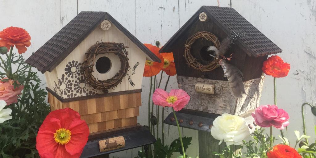 Birdhouses with flowers 02 1024x512 - Future Wine Expo