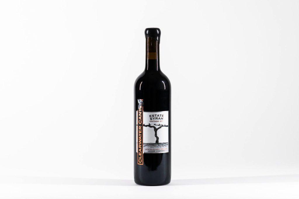 clearwater canyon cellars umiker vineyard estate syrah 2017 bottle 1024x683 - TEXSOM awards Best Syrah to So. Oregon producer Reustle