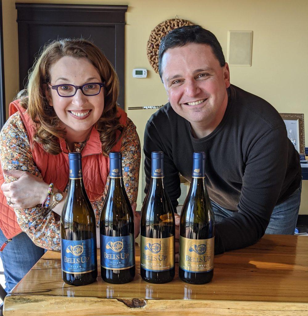 dave sara specter photo 999x1024 - Oregon wineries woo sports broadcaster Tony Kornheiser