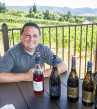 david specter bells up winery lineup 199x223 - In tune with Bells Up Winery in Oregon's Chehalem Mountains