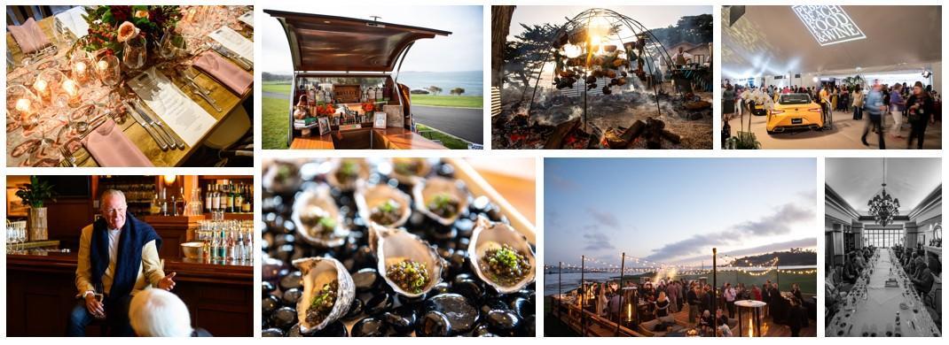 pebble beach wine food - Pebble Beach Food and Wine