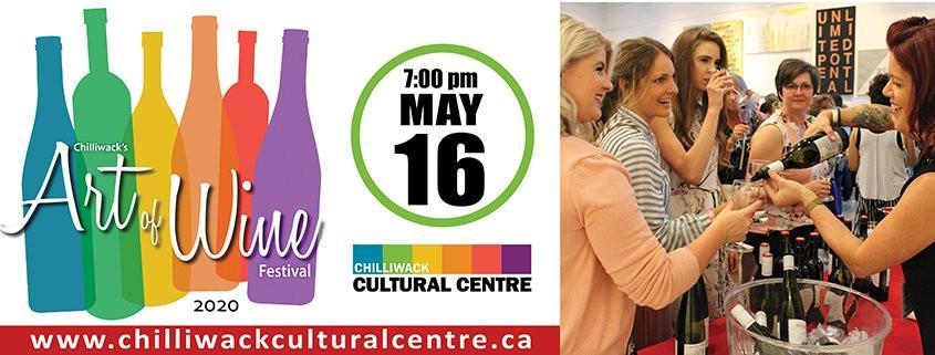 BC Wine ArtofWine2020 dXra5m.tmp  - Chilliwack's Art of Wine Festival
