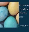 EasterEggHuntImage 120x134 - Grown-up Easter Egg Hunt