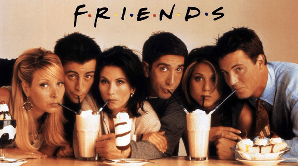 Friends pic - Trivia Night – Friends Edition