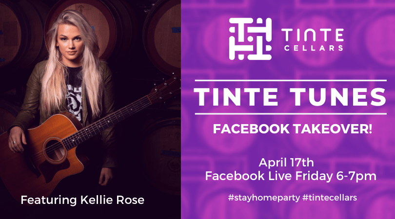 TINTE TUNES takeover KR Deo7Sv.tmp  - Tinte Tunes – Live FB Takeover Concert with Kellie Rose