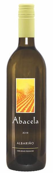 abacela estate albarino 2018 bottle - Abacela 2018 Estate Albariño, Umpqua Valley, $21