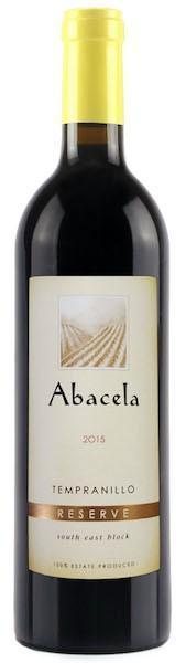 abacela south east block reserve tempranillo 2015 bottle - Abacela Winery 2015 South East Block Estate Reserve Tempranillo, Umpqua Valley, $49