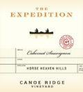 canoe ridge vineyard the expedition cabernet sauvignon nv label 120x134 - Canoe Ridge Vineyard 2016 The Expedition Cabernet Sauvignon, Horse Heaven Hills, $15