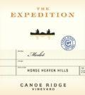 canoe ridge vineyard the expedition merlot nv label 120x134 - Canoe Ridge Vineyard 2017 The Expedition Merlot, Horse Heaven Hills, $15