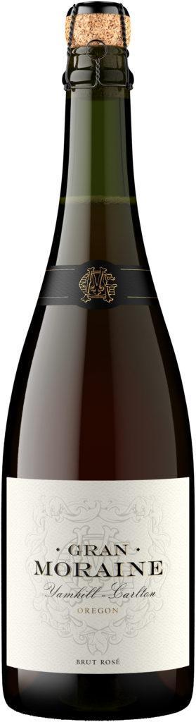 gran moraine winery brut rose nv bottle 279x1024 - Gran Moraine Winery NV Brut Rosé, Yamhill-Carlton, $55