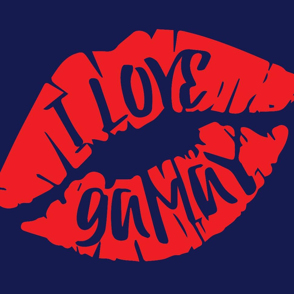 i love gamay poster - Slicker Side Show at Oak Knoll Winery