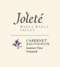 jolete wines summit view vineyard cabernet sauvignon nv label 120x134 - Joleté Wines 2017 Summit View Vineyard Cabernet Sauvignon, Walla Walla Valley, $35