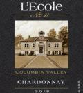 lecole no 41 chardonnay columbia valley 2018 label 120x134 - L'Ecole No. 41 2018 Chardonnay, Columbia Valley, $20
