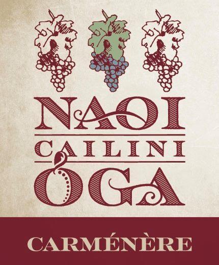 naoi cailini oga carmenere label - Naoi Cailini Oga 2017 Reserve Carménère, Washington State, $105