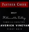 panther creek cellars maverick vineyard pinot noir 2017 label.jpg 120x134 - Panther Creek Cellars 2017 Maverick Vineyard Pinot Noir, Yamhill-Carlton, $45