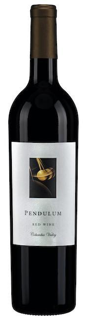 pendulum red wine nv bottle - Pendulum Winery 2016 Red Wine, Columbia Valley, $19