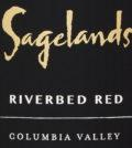 sagelands vineyard riverbed red nv label 120x134 - Sagelands Vineyard 2017 Riverbed Red Blend, Columbia Valley, $12