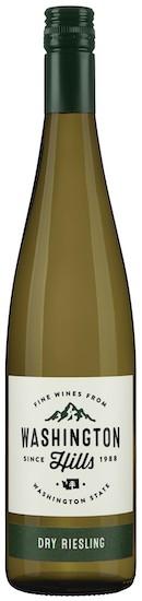 washington hills winery dry riesling nv bottle 1 - Washington Hills Winery 2017 Dry Riesling, Washington State, $10