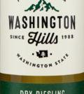 washington hills winery dry riesling nv label 120x134 - Washington Hills Winery 2017 Dry Riesling, Washington State, $10
