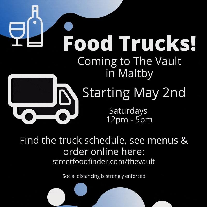 Food Trucks Coming to the Vault JPG version 2 a23ZzE.tmp  - Food Trucks are coming to The Vault at Maltby!