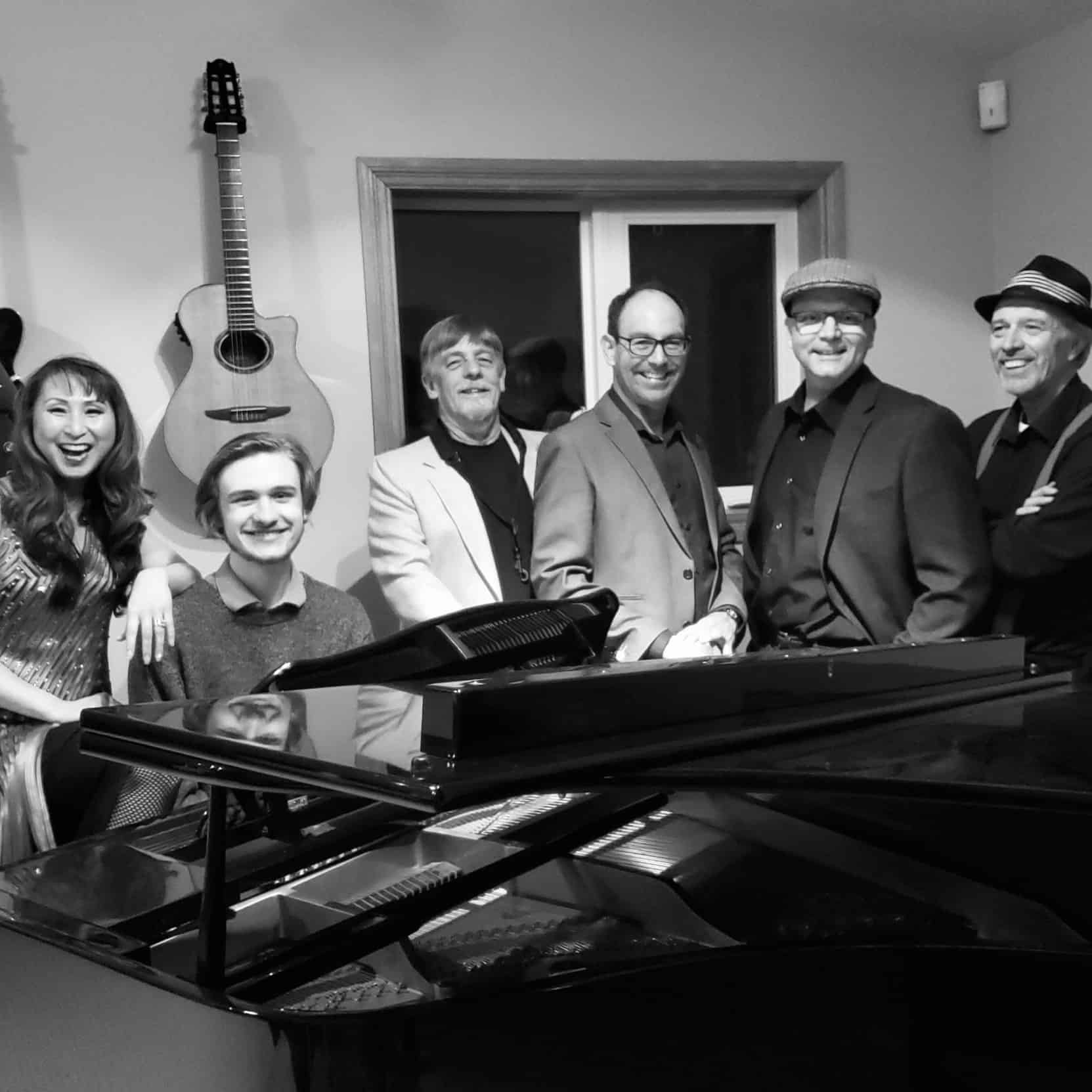 Lady and the Tramps June 7th 2020 Square 1 DD8hNH.tmp  - Jazz Night – Lady and the Tramps