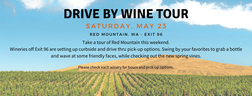 May23RMWineTourFBcoverPhoto - Drive by Wine Tour #Exit96 with Purple Star Winery
