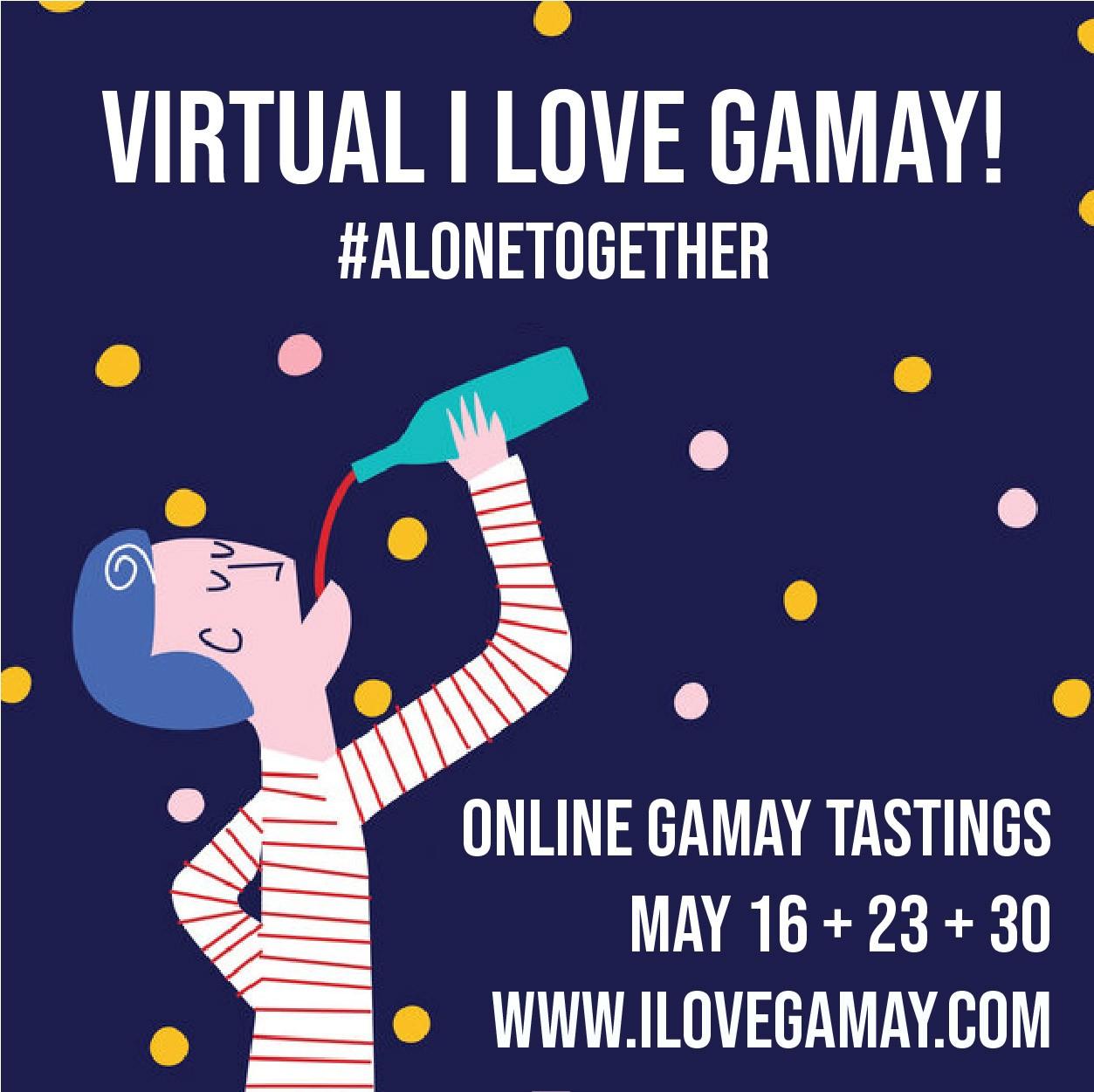 VirtualGamay alonetogether square 1 r3w2aC.tmp  - I Love Gamay Virtual Gamay Tasting #2: Gamayology