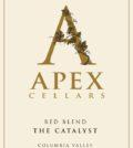 apex cellars catalyst red blend nv label 120x134 - Apex Cellars 2017 The Catalyst Red Blend, Columbia Valley, $17