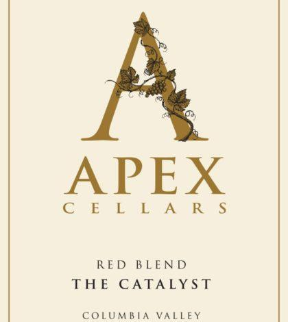 apex cellars catalyst red blend nv label 420x470 - Apex Cellars 2017 The Catalyst Red Blend, Columbia Valley, $17