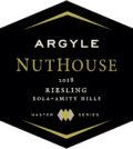 argyle winery nuthouse master series riesling 2018 label 120x134 - Argyle Winery 2018 Master Series Nuthouse Riesling, Eola-Amity Hills, $30