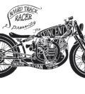 board track racer logo 120x134 - Board Track Racer Cellars 2017 The Vincent Red Wine, Washington State, $20