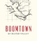 boomtown dusted valley vintners syrah 2018 label 120x134 - Boomtown by Dusted Valley 2018 Syrah, Columbia Valley, $19