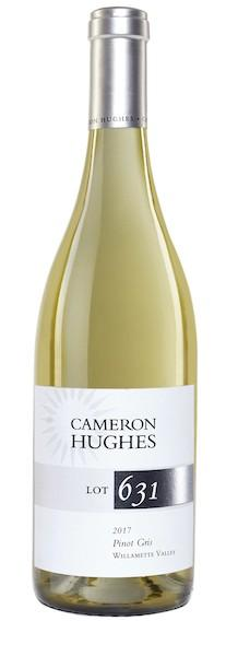 cameron hughes pinot gris 2017 bottle - Cameron Hughes 2017 Lot 631 Pinot Gris, Willamette Valley, $12