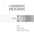 cameron hughes pinot gris 2017 label 120x134 - Cameron Hughes 2017 Lot 631 Pinot Gris, Willamette Valley, $12