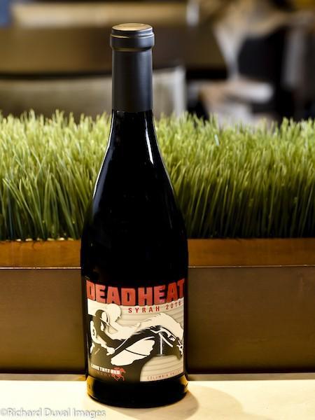 love that red winery deadheat syrah 2016 bottle - LOVE THAT RED Winery 2016 Deadheat Syrah, Columbia Valley, $36