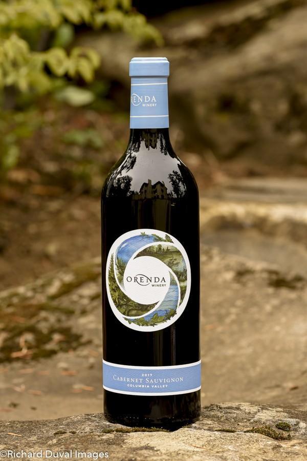 orenda winery 2017 cabernet sauvignon GNI2019 - Orenda Winery 2017 Cabernet Sauvignon, Columbia Valley, $37