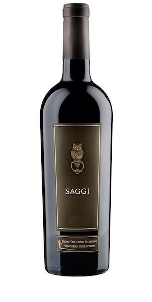 saggi nv bottle - Long Shadows Vintners 2017 Saggi Red Wine, Columbia Valley, $60