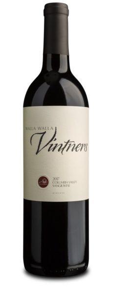 walla walla vintners sangiovese 2017 bottle e1590460401648 - Walla Walla Vintners 2017 Sangiovese, Columbia Valley, $24